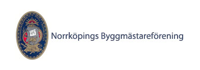 Norrköpings byggmästareförening logotyp