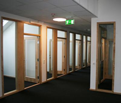 Sveriges Radios kontor